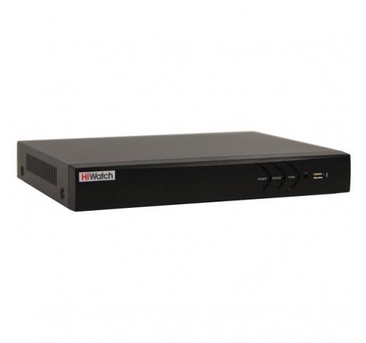 DS-H208UA (B) 8-ми канальный гибридный HD-TVI регистратор