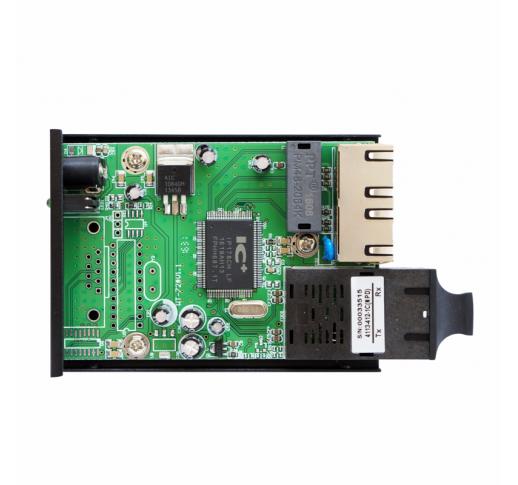Ethernet-FX-MM Преобразователь Ethernet 10/100 Мбит/с в оптику