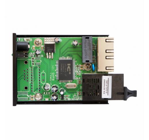 Ethernet-FX-SM40SB Преобразователь Ethernet 10/100 Мбит/с в оптику