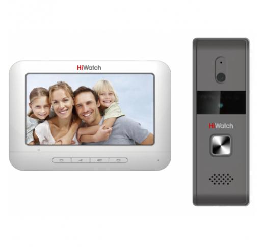 DS-D100KF Комплект аналогового видеодомофона