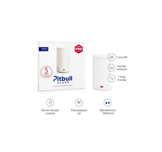 PITBULL PRO-3G-ECO Радиоканальная охранная система