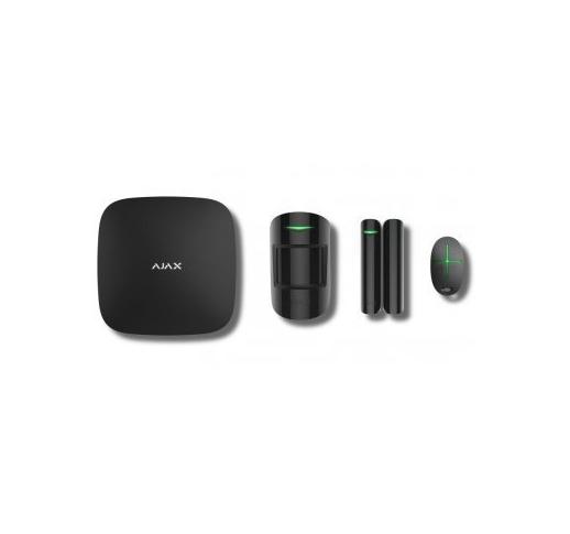 StarterKit (black) Комплект беспроводной смарт-сигнализации