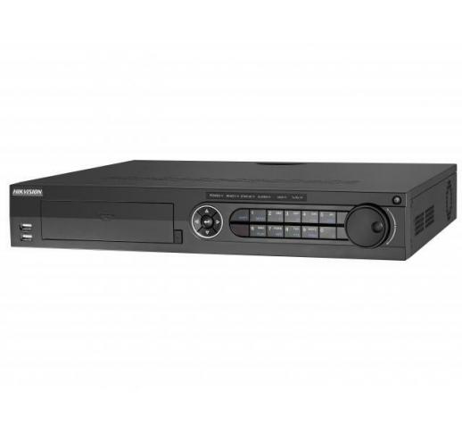 DS-8132HQHI-K8 Гибридный HD-TVI регистратор