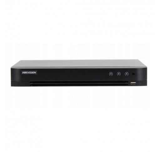 DS-7208HTHI-K2 Гибридный HD-TVI регистратор