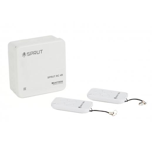 SPRUT RC 4R Комплект радиоуправления тревожной сигнализацией