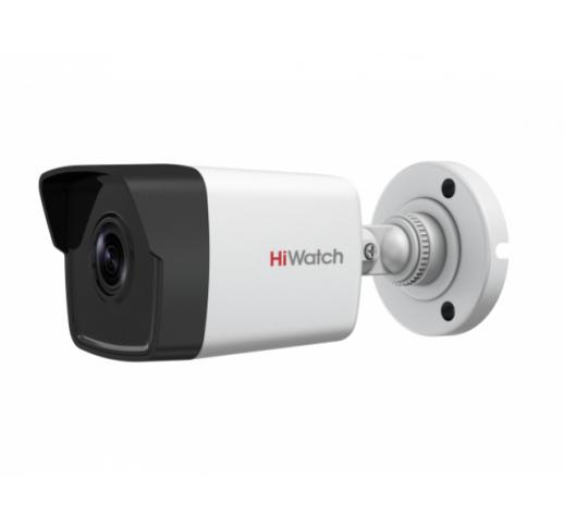 DS-I600M (4 mm) 6Мп уличная цилиндрическая IP-камера