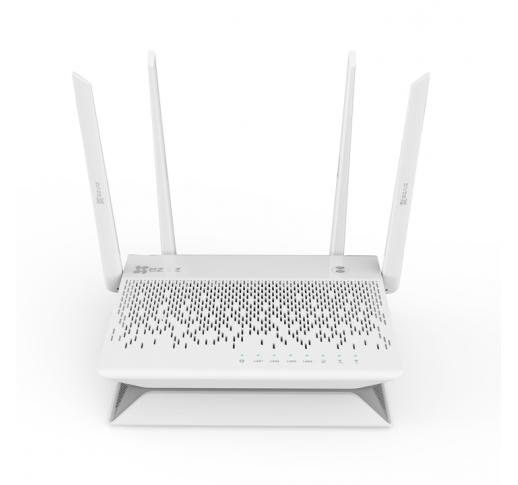 Vault Plus Ezviz CS-X3C-8EEU 8-ми канальный Wi-Fi регистратор