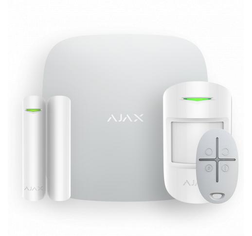 StarterKit Plus (white) Комплект смарт-сигнализации