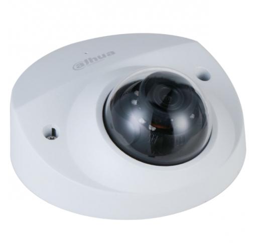 DH-IPC-HDBW3441FP-AS-0280B Видеокамера IP уличная мини-купольная