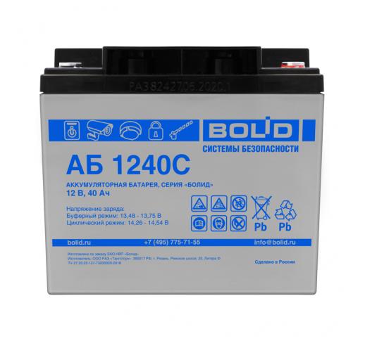 АБ 1240С Аккумулятор