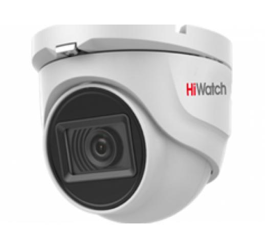 DS-T803 (B) (3.6 mm) 8Мп уличная HD-TVI камера