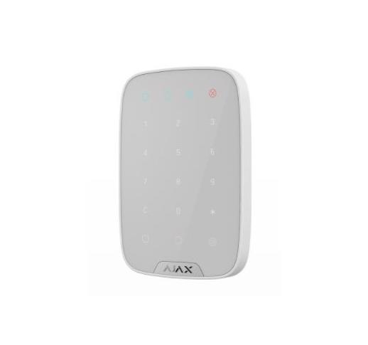 KeyPad (white) Беспроводная клавиатура с сенсорными кнопками