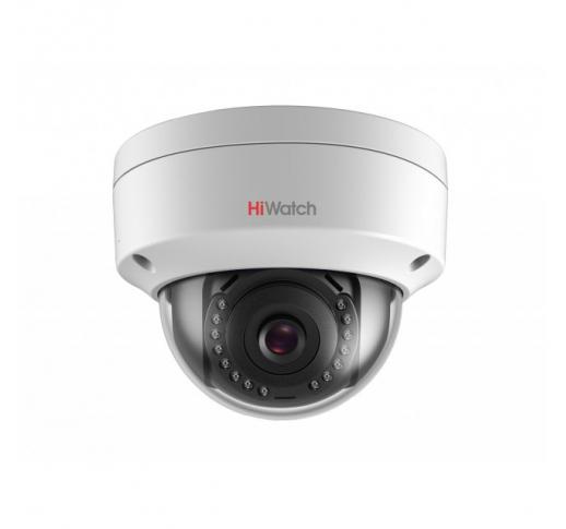 DS-I202 (C) (4 mm) Уличная купольная мини IP-камера