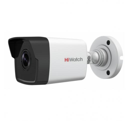 DS-I250 (4 mm) Уличная цилиндрическая IP-камера