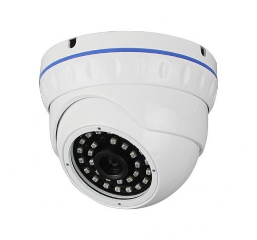 IDMF51IR Купольная IP видеокамера