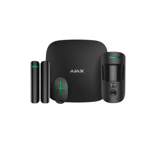 StarterKit Cam (black) Комплект сигнализации