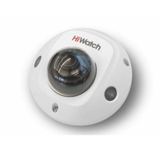 DS-I214 (B) (4 mm) Внутренняя IP-камера