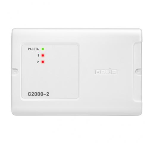 С2000-2 Контроллер доступа на два считывателя