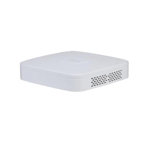 DHI-NVR2104-P-I Видеорегистратор IP 4-х канальный 4K