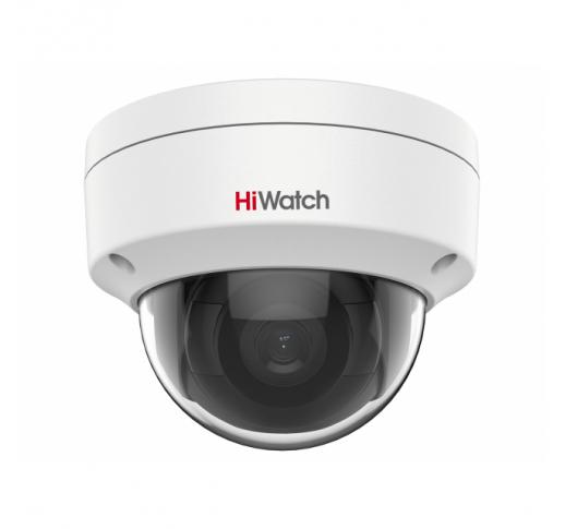 IPC-D022-G2/U (4mm) Уличная купольная IP-камера