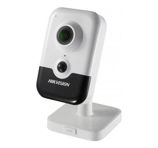 DS-2CD2443G0-IW (4mm) (W) Компактная IP-камера с W-Fi