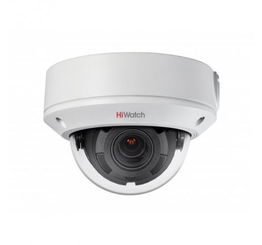 DS-I258 (2.8-12 mm) Уличная купольная IP-камера
