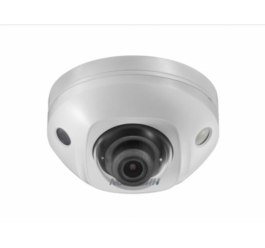 DS-2CD2543G0-IWS (2.8mm) (D) Уличная Компактная IP-камера с Wi-Fi