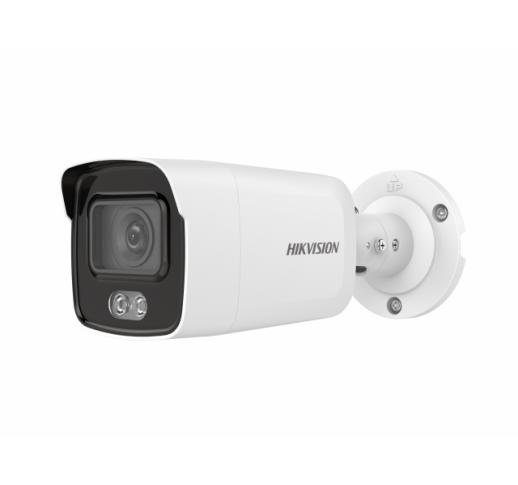 DS-2CD2047G2-LU (C) (6mm) Уличная цилиндрическая IP-камера