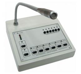 Микрофонный пульт диктора SP4-C6